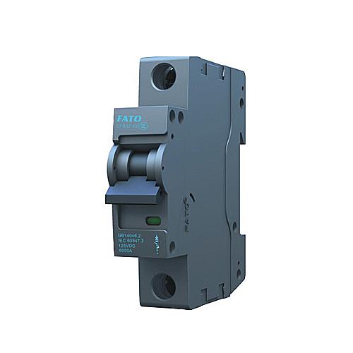 CFB3Z小型直流斷路器