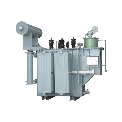 35kV雙繞組有載調壓油浸式電力變壓器