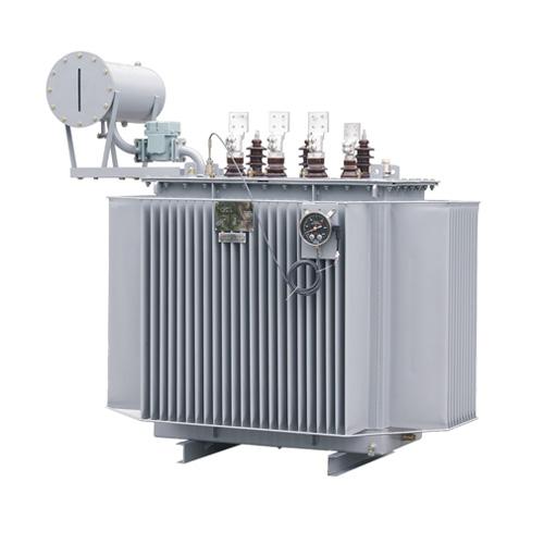 S11型6-10kV雙繞組無勵磁調壓油浸式配電變壓器