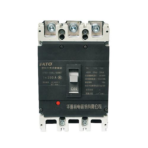 CFM3系列過載報警不脫扣斷路器