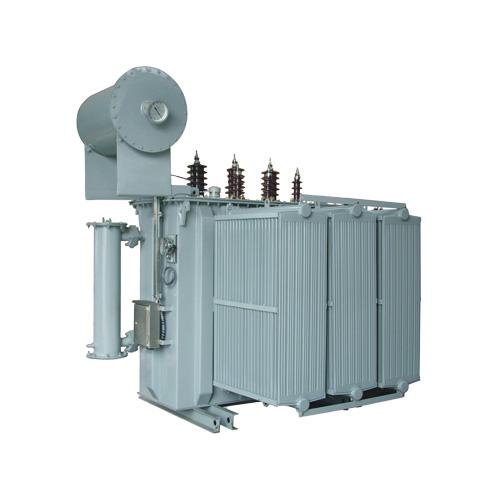 35kV雙繞組無勵磁調壓油浸式電力變壓器