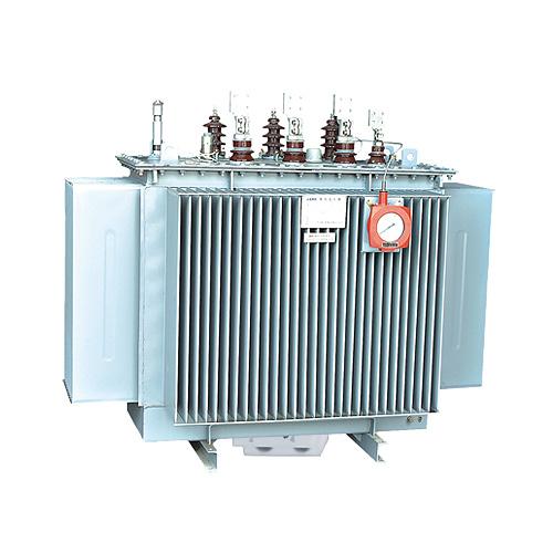 S11-M型6-10kV雙繞組無勵磁調壓全密封油浸式配電變壓器