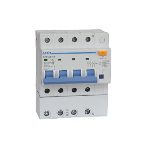 CFB1LE-63系列小型漏電斷路器