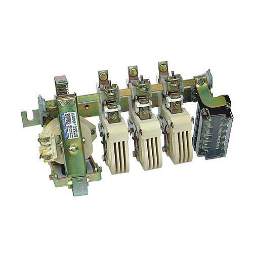 CJ12系列交流接觸器