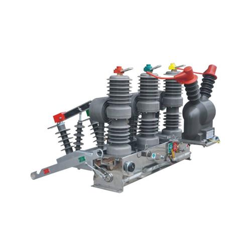 ZW32M-12型戶外交流高壓永磁分界真空斷路器
