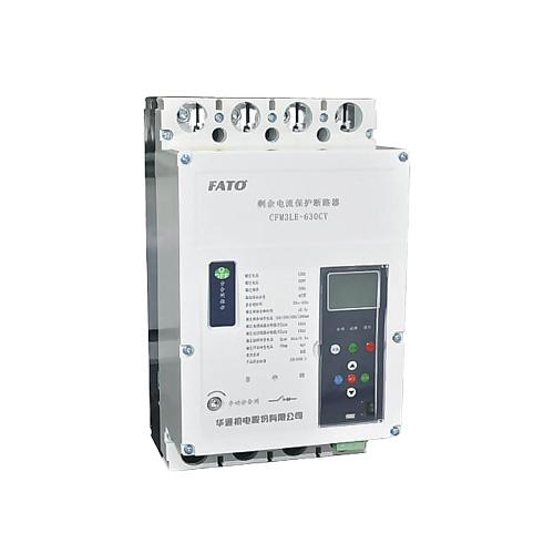 CFM3LE(CY)系列限載式自動重合閘剩余電流動作斷路器