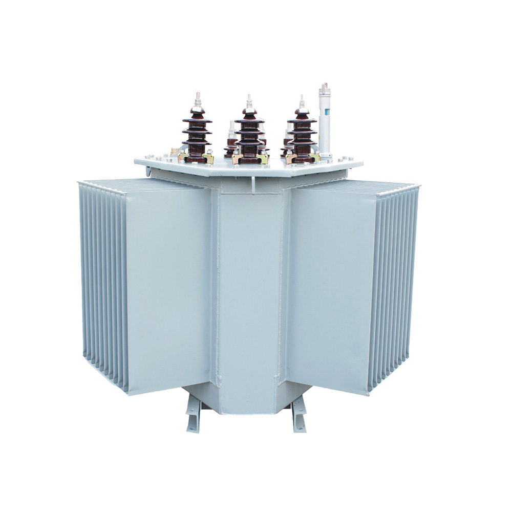 S13-M.RL型雙繞組無勵磁調壓全密封油浸式配電變壓器
