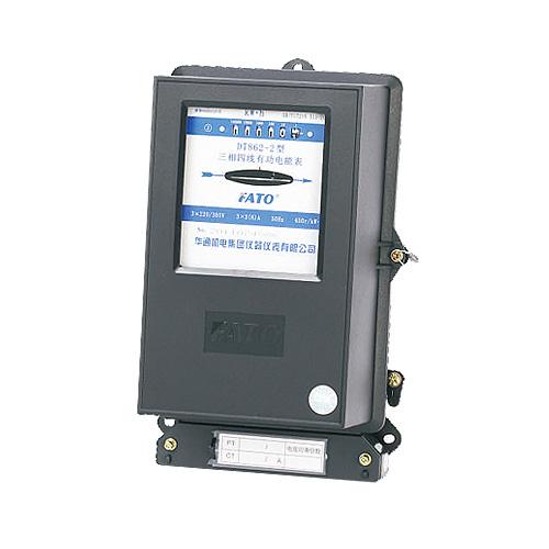 D86三相三線無功能電能表