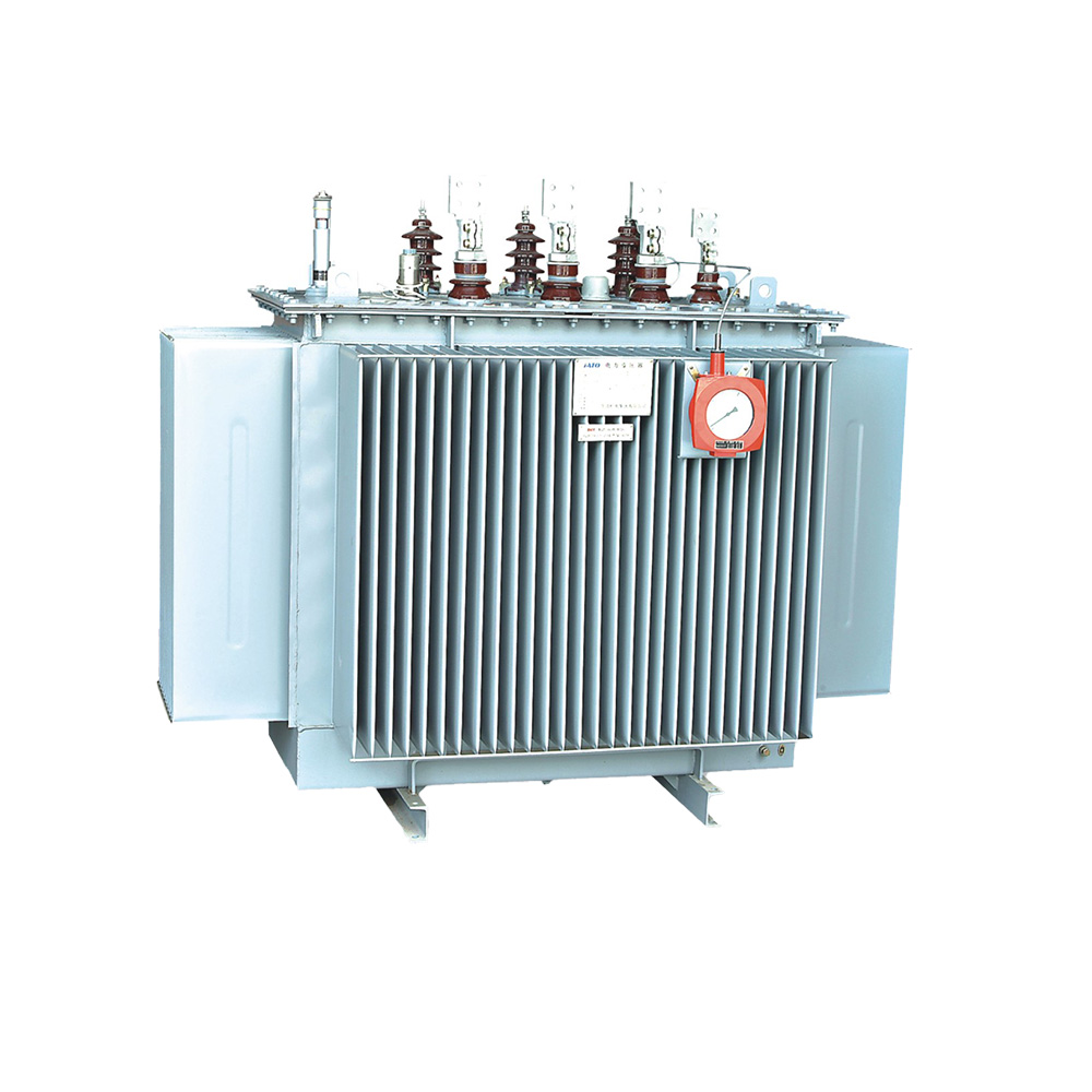 S11-M型雙繞組無勵磁調壓油浸式電力變壓器