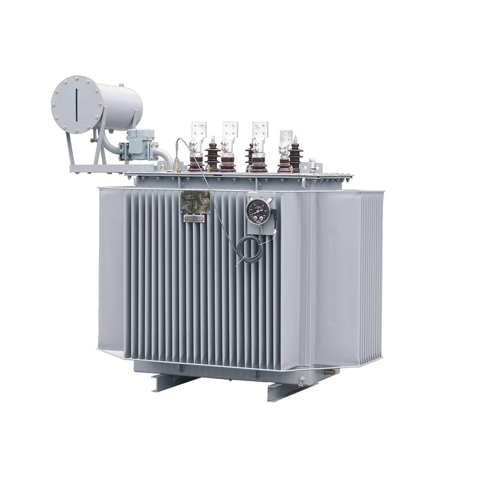S11型雙繞組無勵磁調壓油浸式配電變壓器