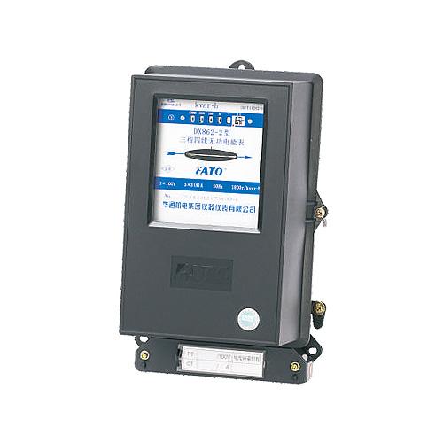 DX862/DX864型三相四線無功電能表