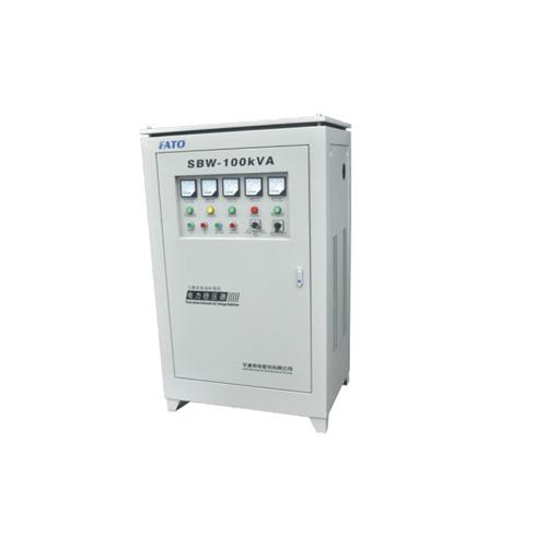 DBW、SBW系列大功率自動補償式電力穩壓器