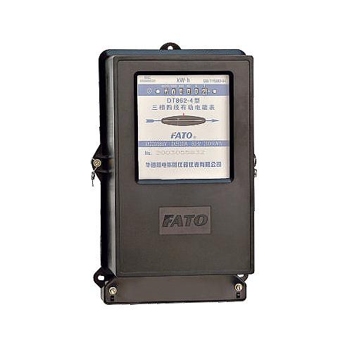 DT862/DT864三相電能表