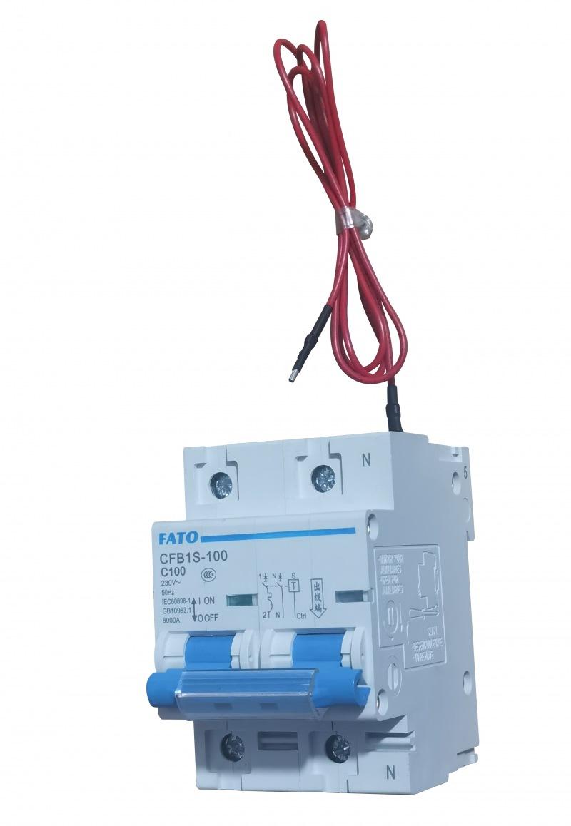 CFB1S-63/CFB1S-100带分励脱扣小型断路器